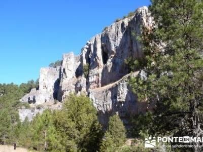 Parque Natural Cañón de Río Lobos - Cañón del Río Lobos; senderismo en asturias